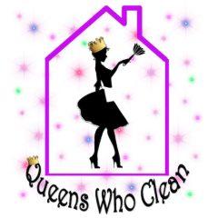 Queens who clean Main Logo